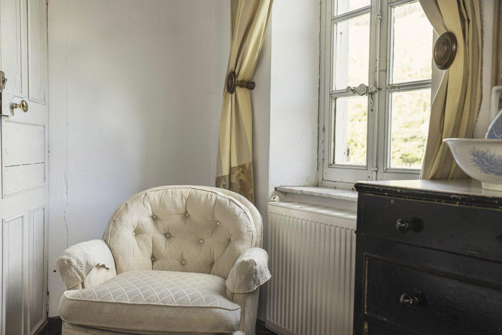 Chambre Euterpe - La Muse - Retraite d'artistes et d'écrivains